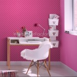 Rasch Kids Club Polka Dot Pink Wallpaper 150gsm_A_WP-1