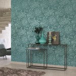 mdg-midnight-ambiance-motif-fleur-verte-medium